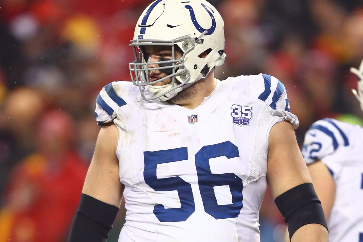 Quenton Nelson Named No 2 Guard By Touchdownwire