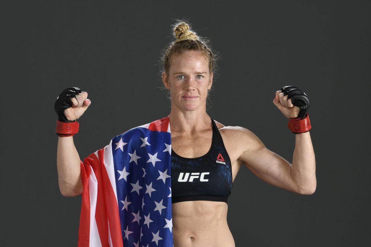 UFC Fight Night Holm v Aldana