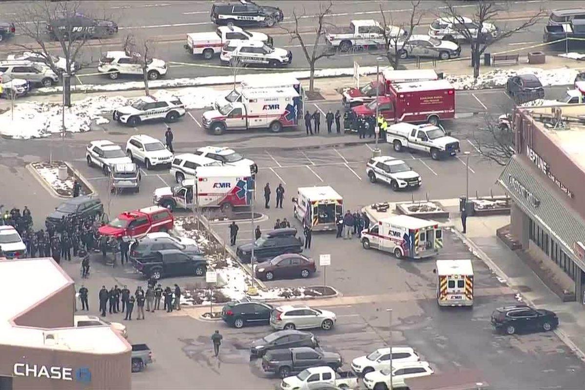 Boulder, Colorado shooting