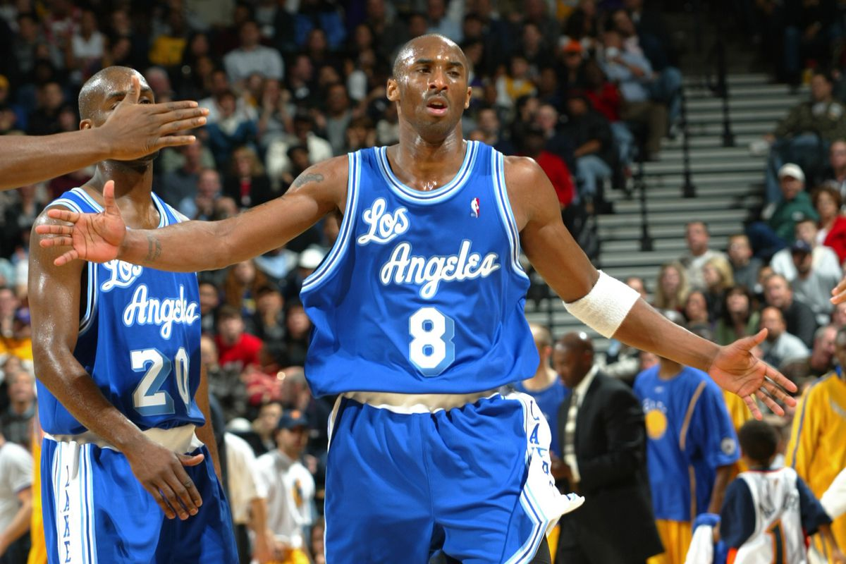 Lakers Rumors: Team will bring back blue throwbacks next ...