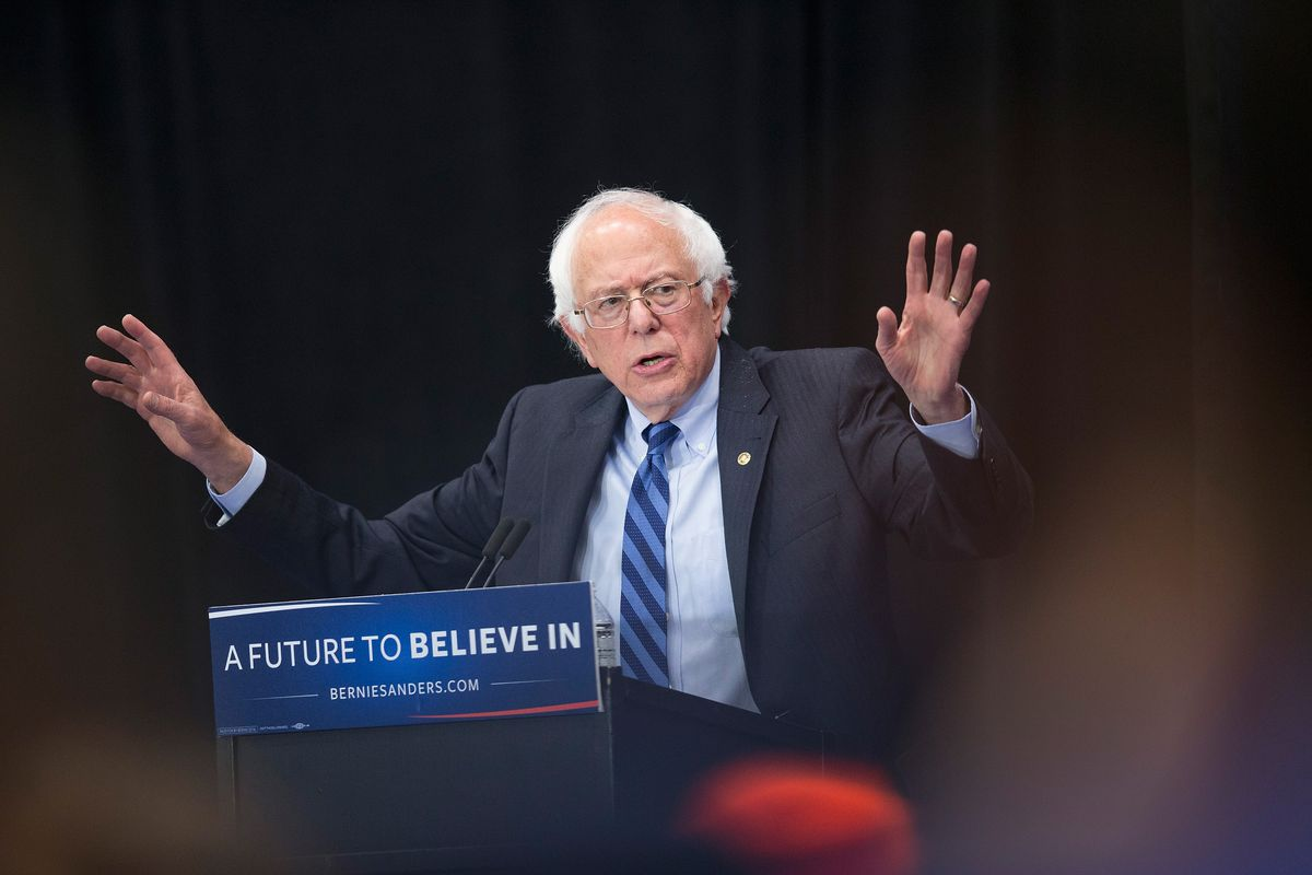 Bernie Sanders won Indiana tonight —but not by enough to make a difference in the race.