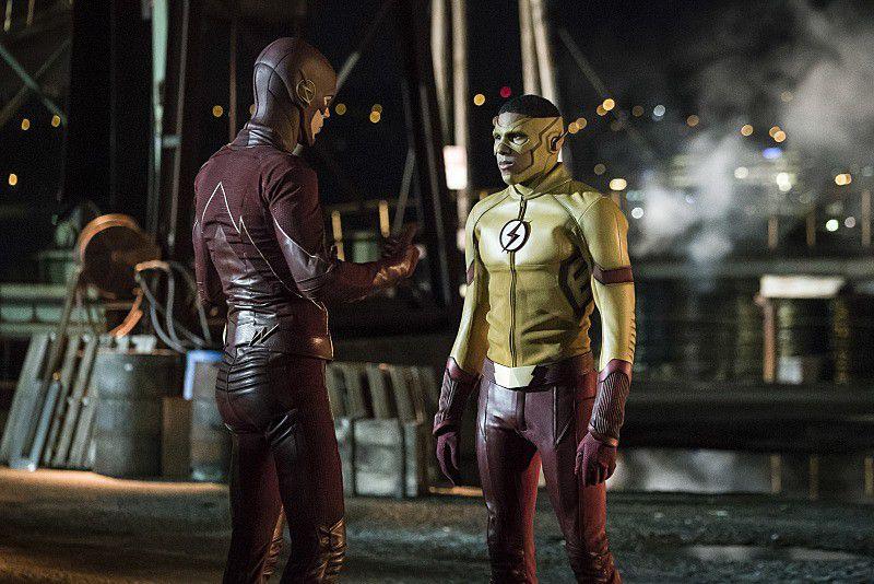 Flash season 3