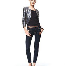 "<a href=""http://www.macys.com/campaign/social?campaign_id=298&channel_id=1&cm_mmc=VanityUrl-_-fashionstar-_-n-_-n"">Cropped Collarless Metallic Jacket by Luciana Scarabello</a>, $99"