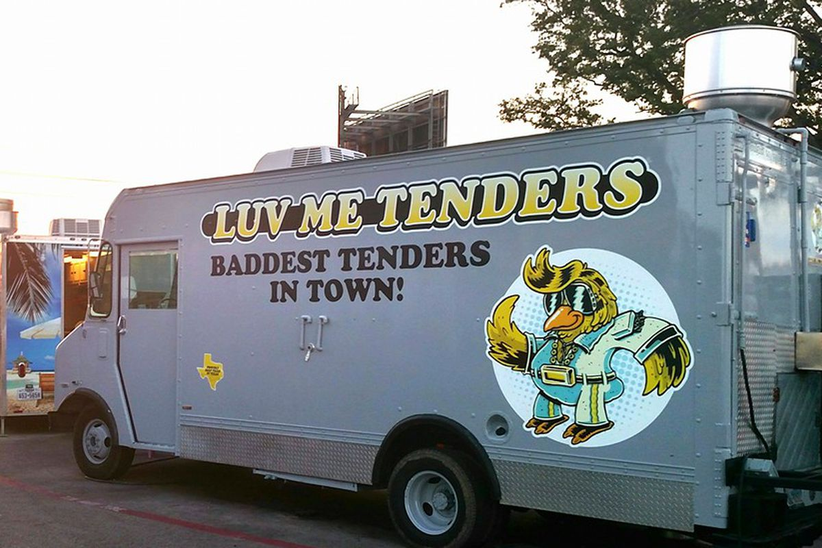 Luv Me Tenders is headed for a permanent home