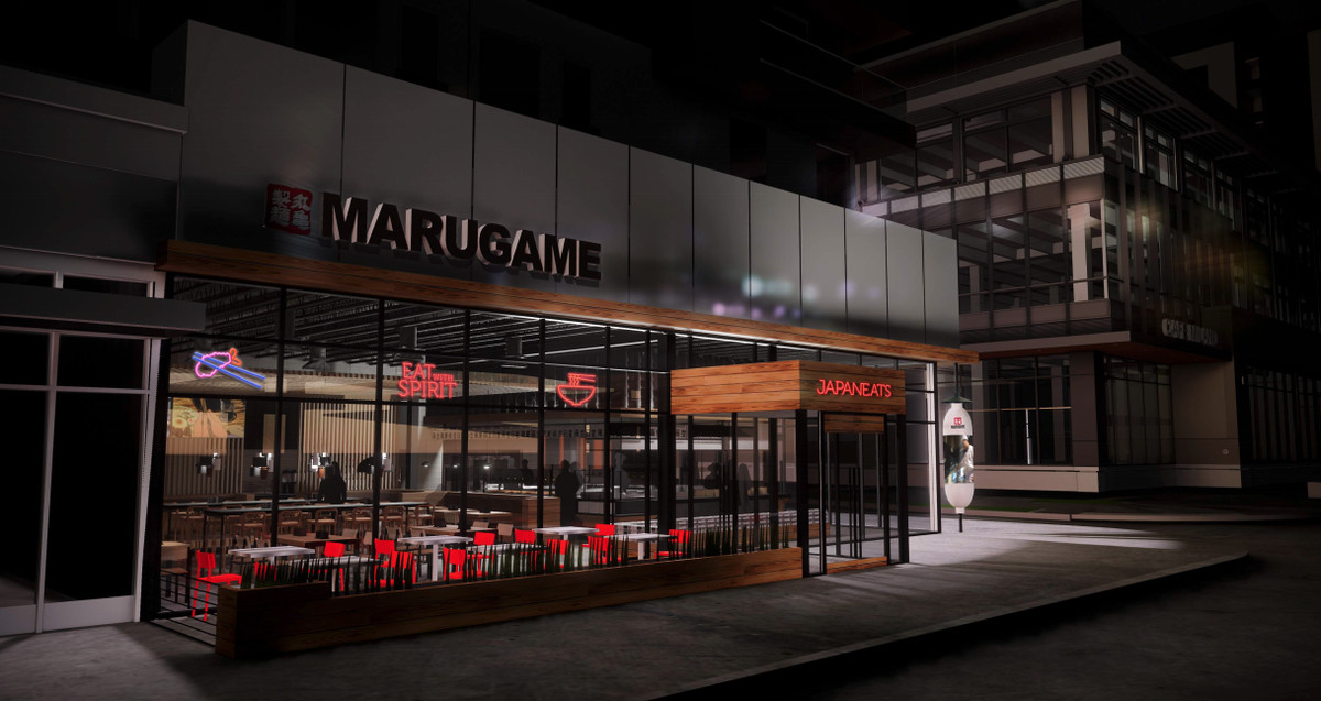 Japanese Noodle Restaurant Marugame Udon Will Open Three DFW Locations -  Eater Dallas