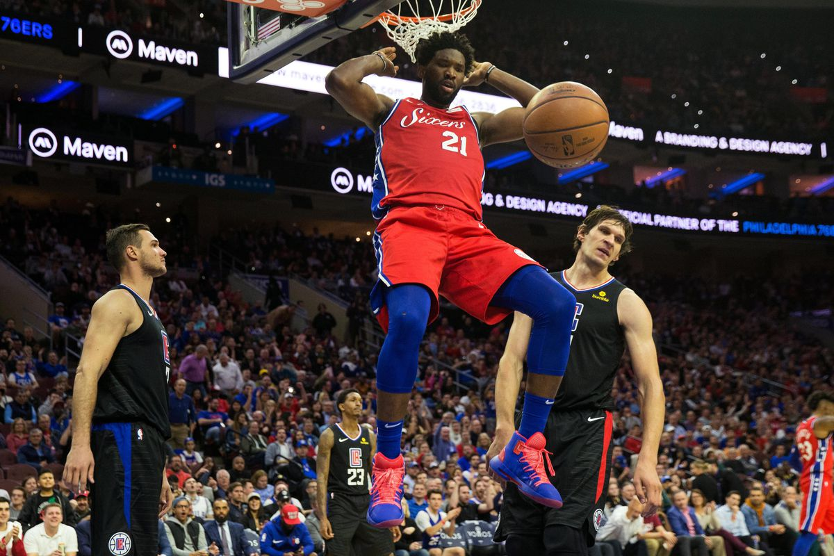 d3524aaf319 Clippers vs. 76ers Preview: LA rings in the new year with a big test ...