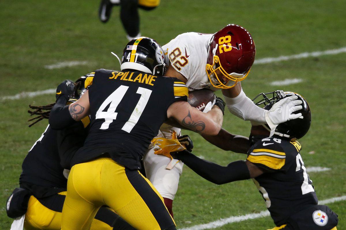 Washington Football Team v Pittsburgh Steelers