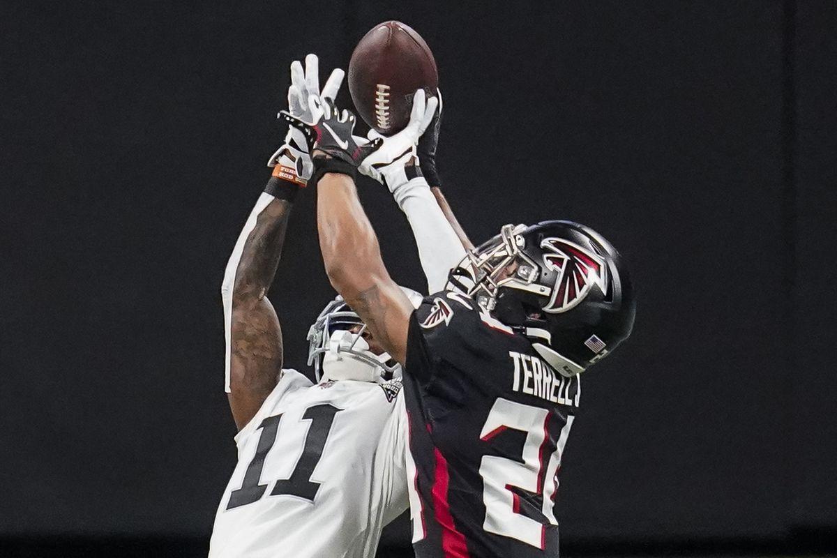 NFL: Las Vegas Raiders at Atlanta Falcons