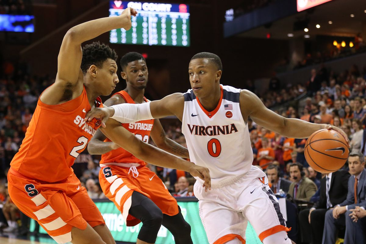 georgia tech basketball: virginia preview - from the rumble seat