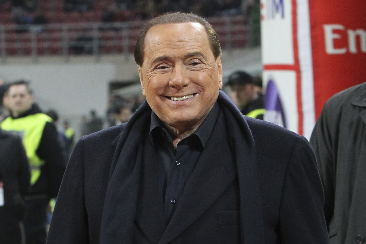 Silvio Berlusconi's reign of terror may finally be coming to an end
