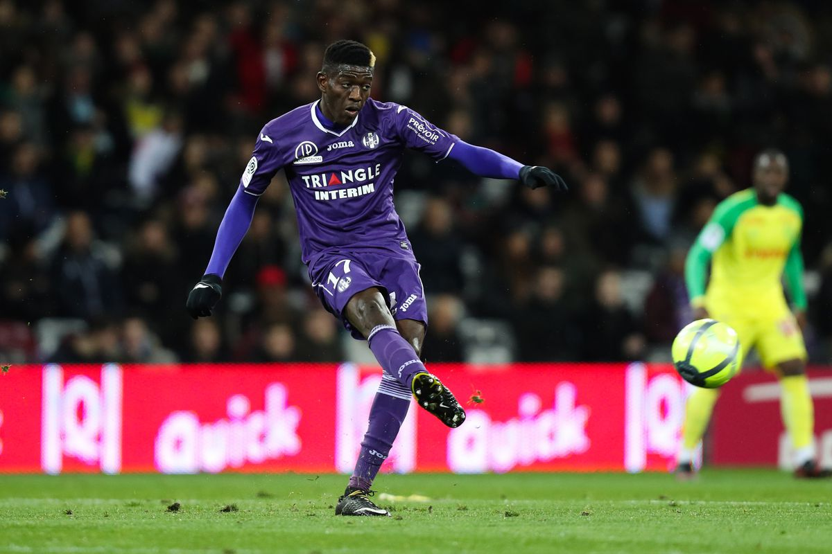 Southampton Saints transfer news rumour Toulouse Ibrahim Sangare Ligue 1 Premier League window