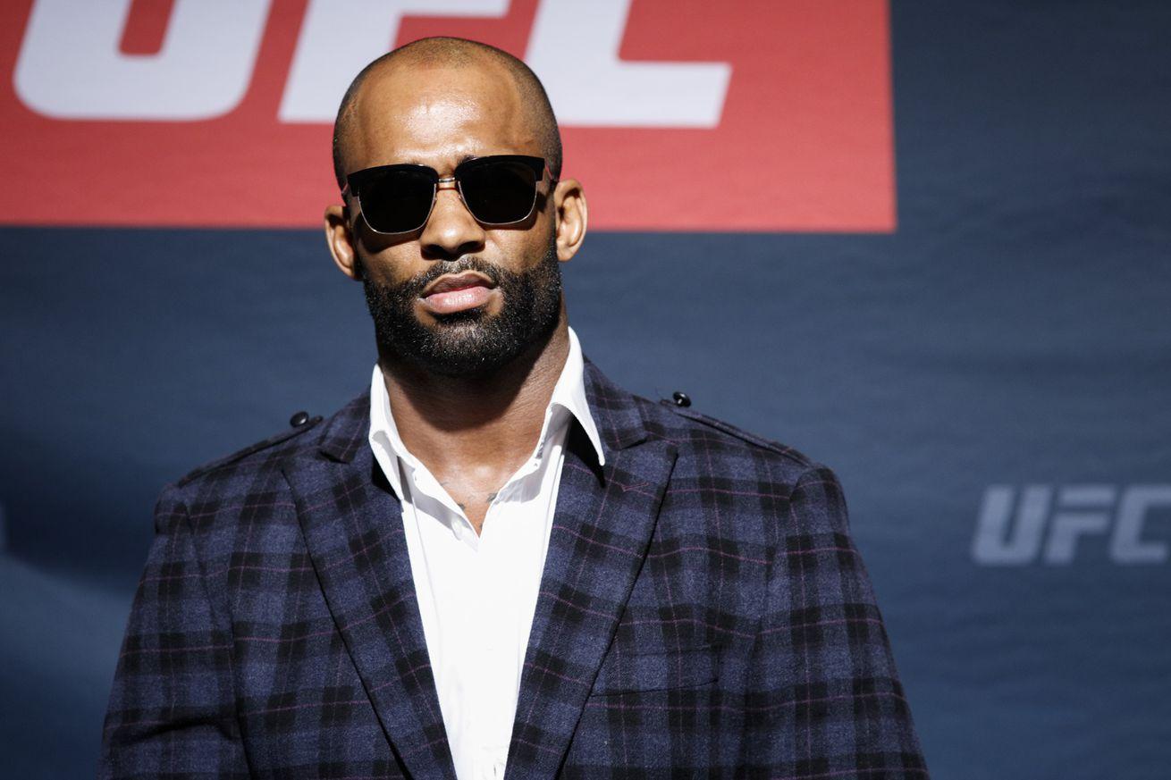 community news, Jimi Manuwa: Dana White 'said I'll get a title shot' with win over Volkan Oezdemir at UFC 214