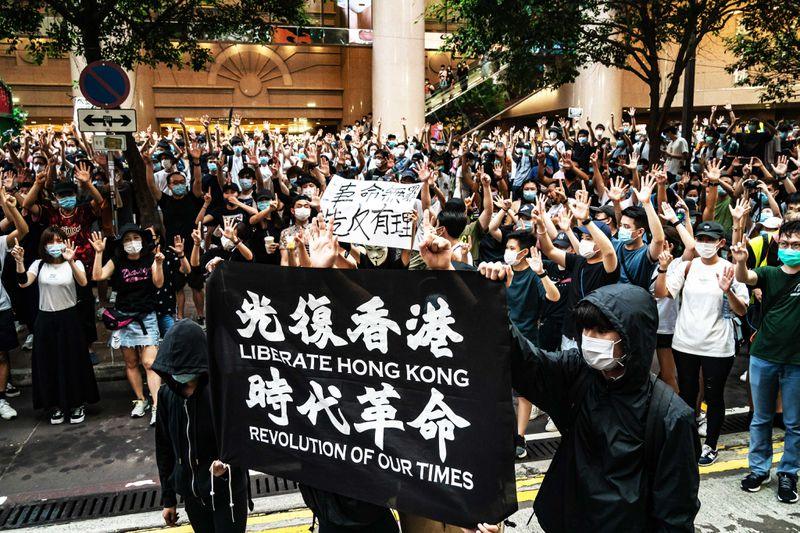 GettyImages_1223723438 China's new national security law is already chilling free speech in Hong Kong