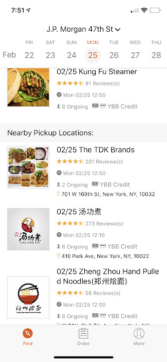 YBB delivery options