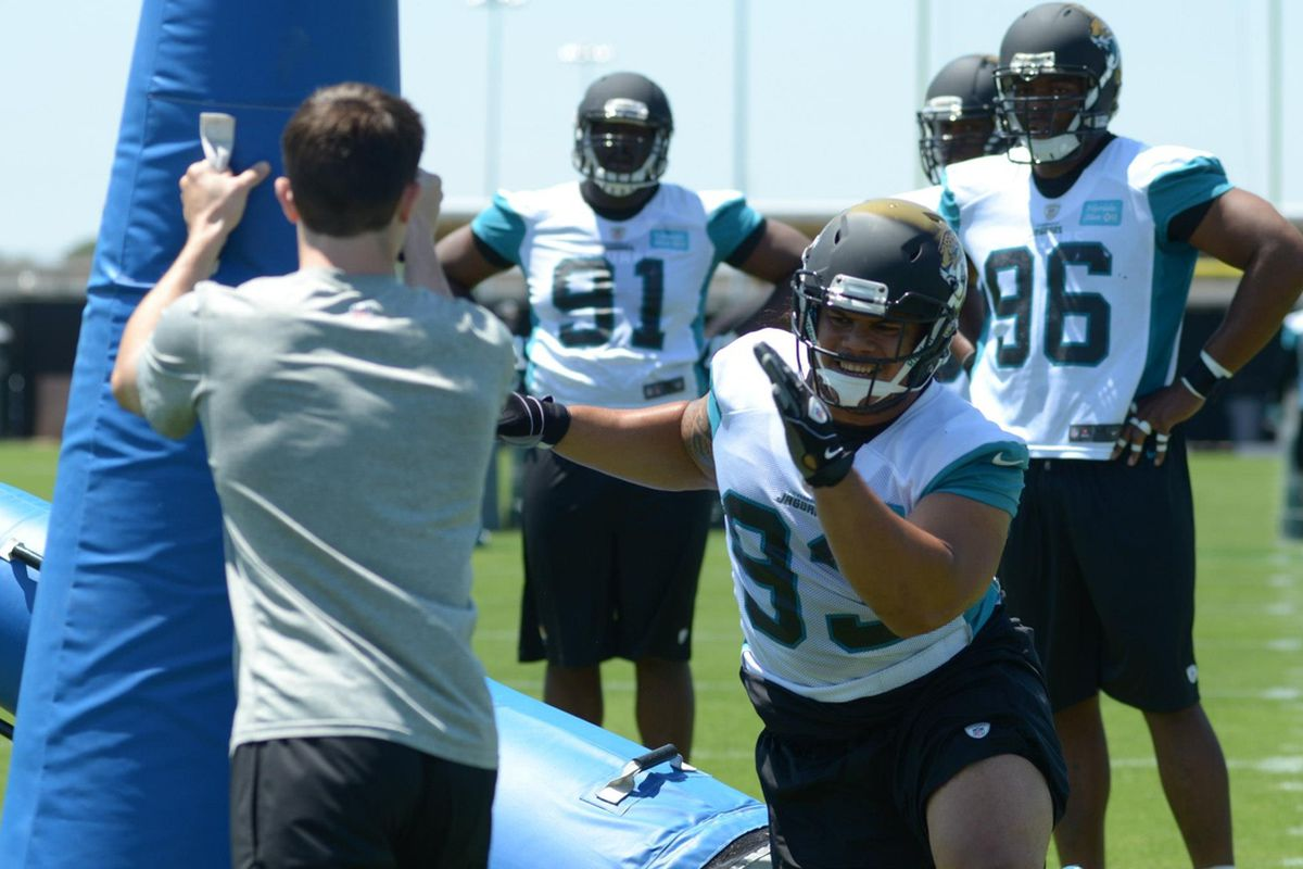 2013 Jacksonville Jaguars training camp preview: Defensive ...