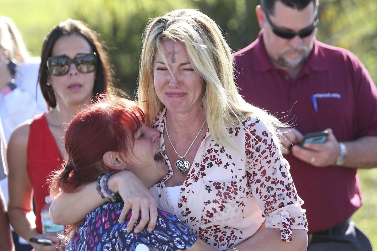 School building where Fla. shooting took place likely to be razed