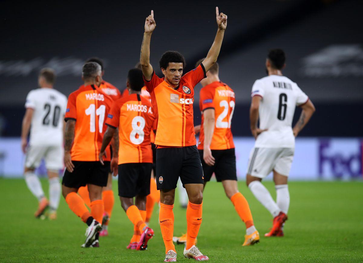 Shakhtar Donetsk v FC Basel - UEFA Europa League Quarter Final
