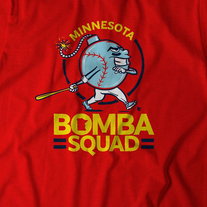"""Get your own """"Bomba Squad"""" shirt from our friends at Breaking T"""