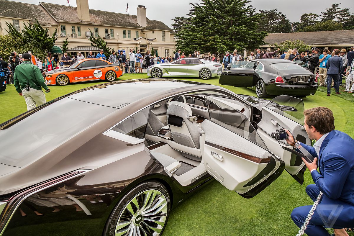 Pebble Beach Car Show >> The Beautiful Cars Of Pebble Beach Concours D Elegance Could