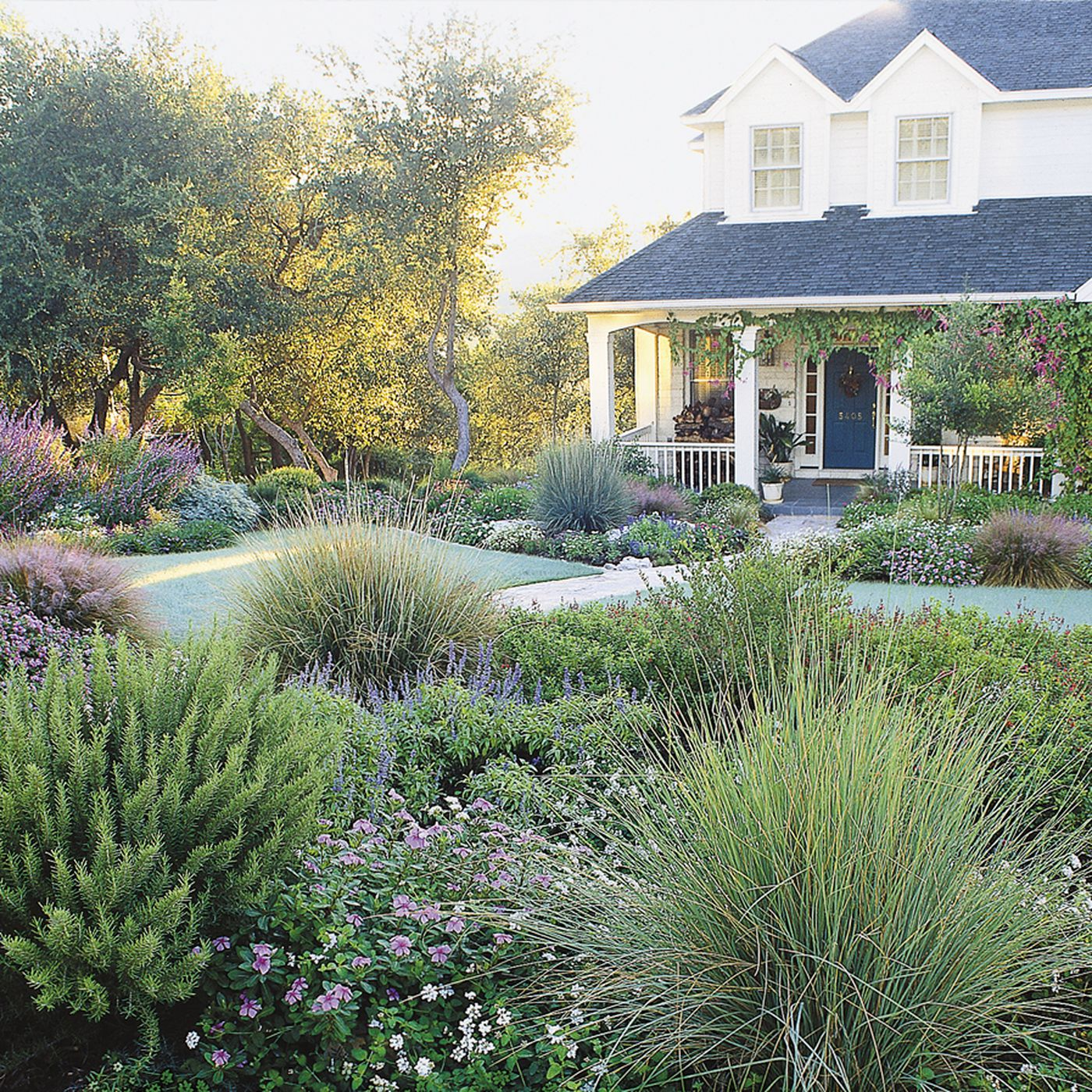 Yards Without Grass: Design Ideas For Your Landscape - This Old House