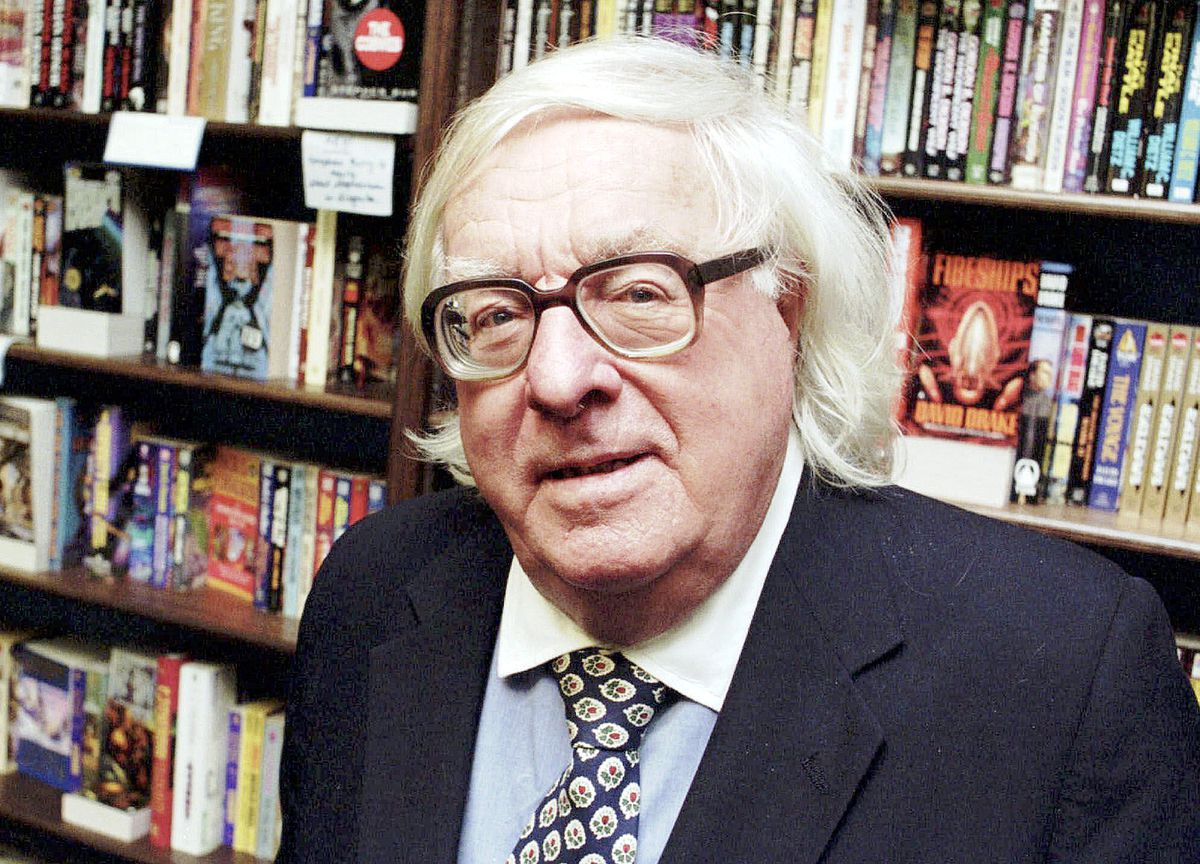 """Ray Bradbury, author of """"Fahrenheit 451"""" and other classics, was suspected of having Communist ties, FBI documents say."""