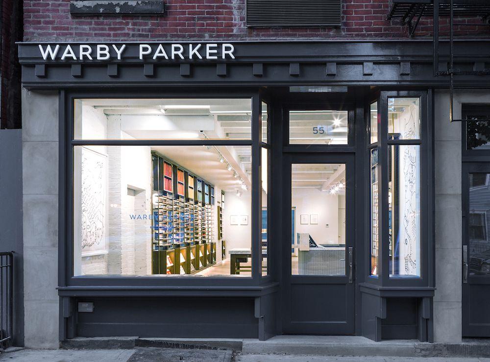 Warby Parker Brooklyn