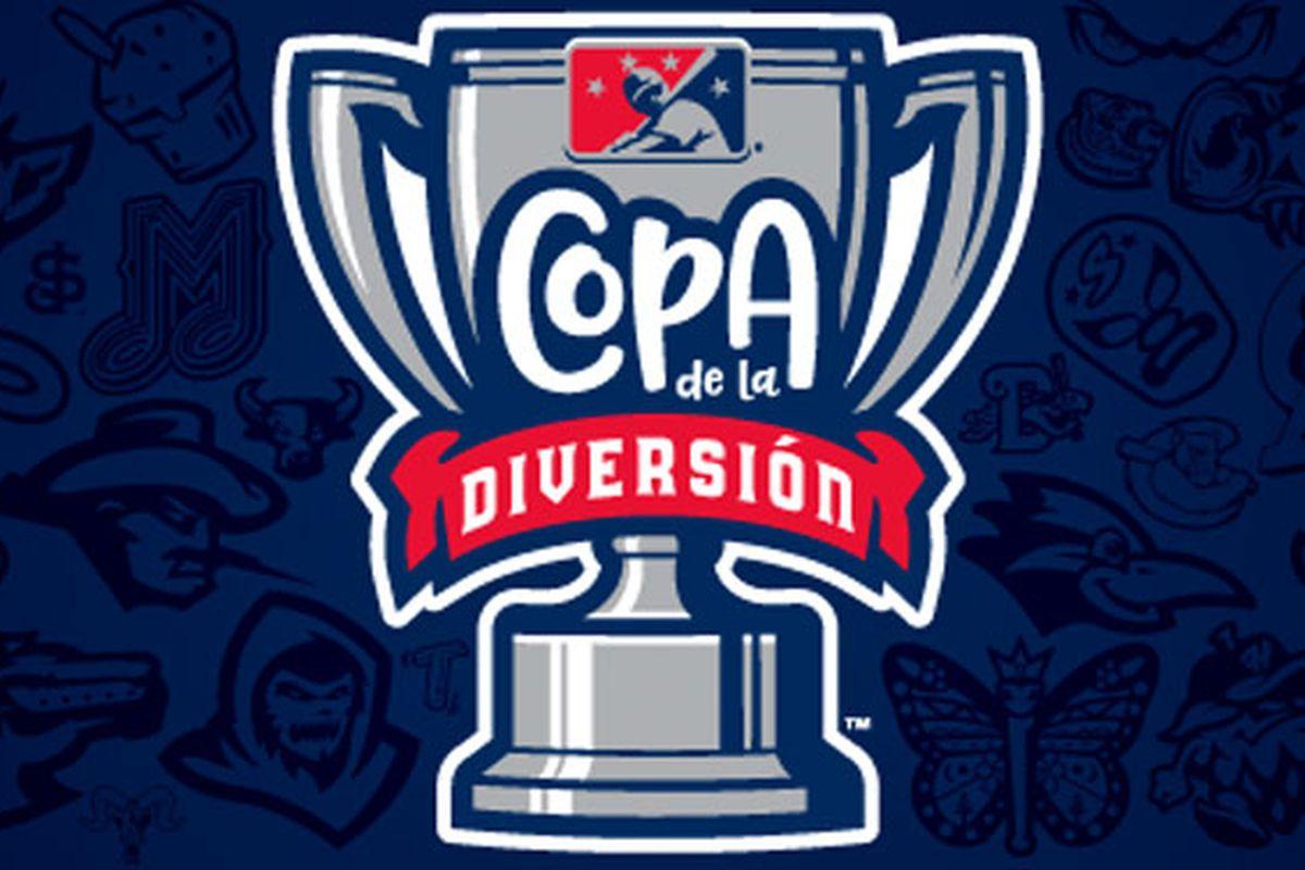 27dabb08e4ed1 Padres affiliates to play for La Copa de la Diversión - Gaslamp Ball