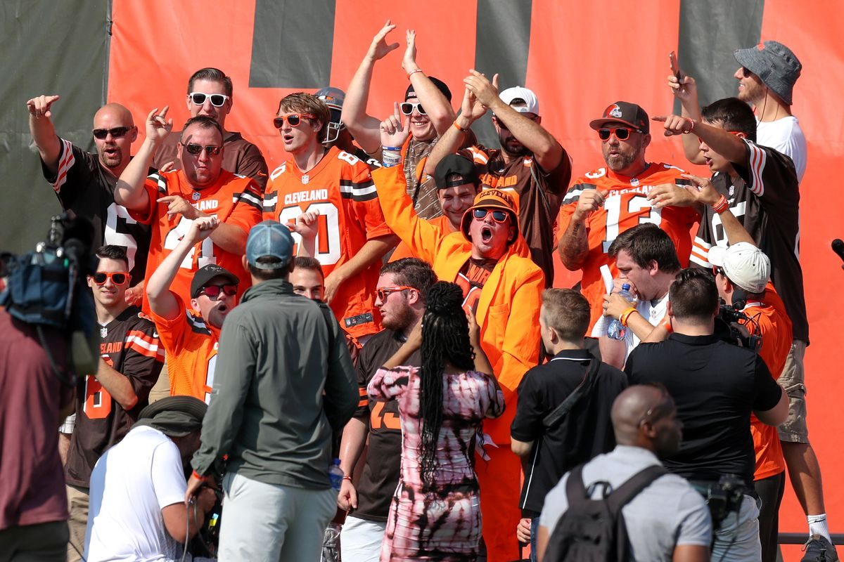NFL: JUL 25 Browns Training Camp