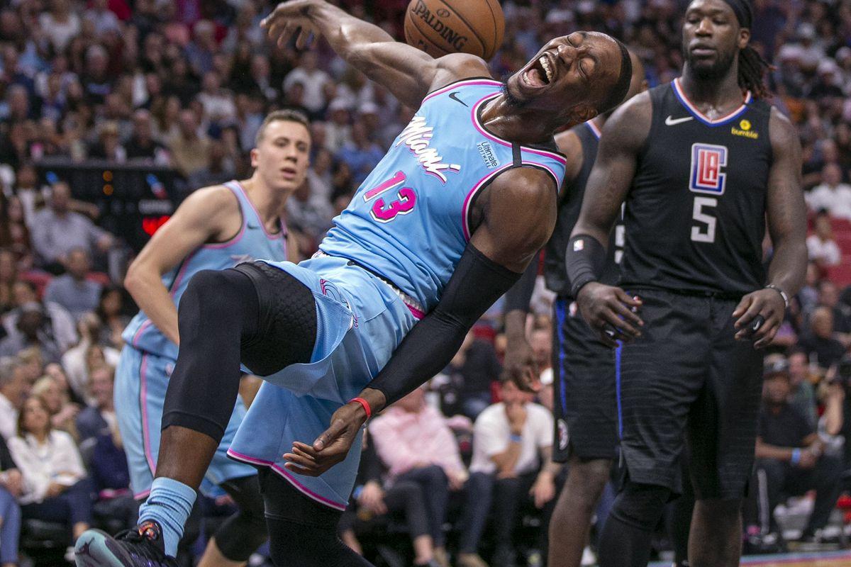 LA Clippers at Miami