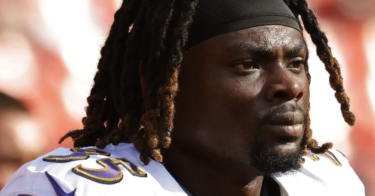 Gus Edwards is ready for an increased workload - Baltimore Beatdown