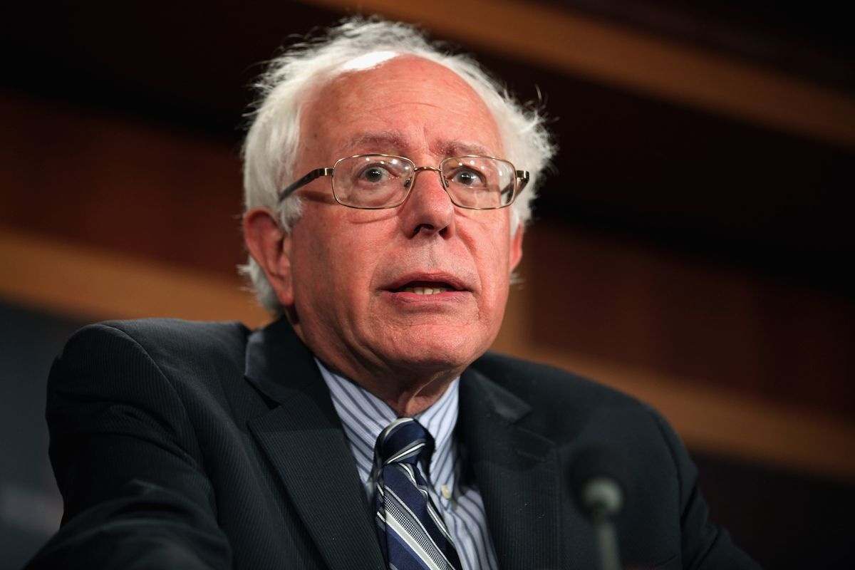 Bernie Sanders wants you to be able to read the full TPP text.