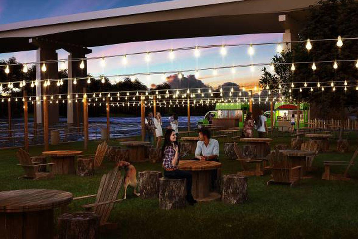 Morgan\'s Pier Owner to Run Beer Garden Pop-Ups in City Parks This ...