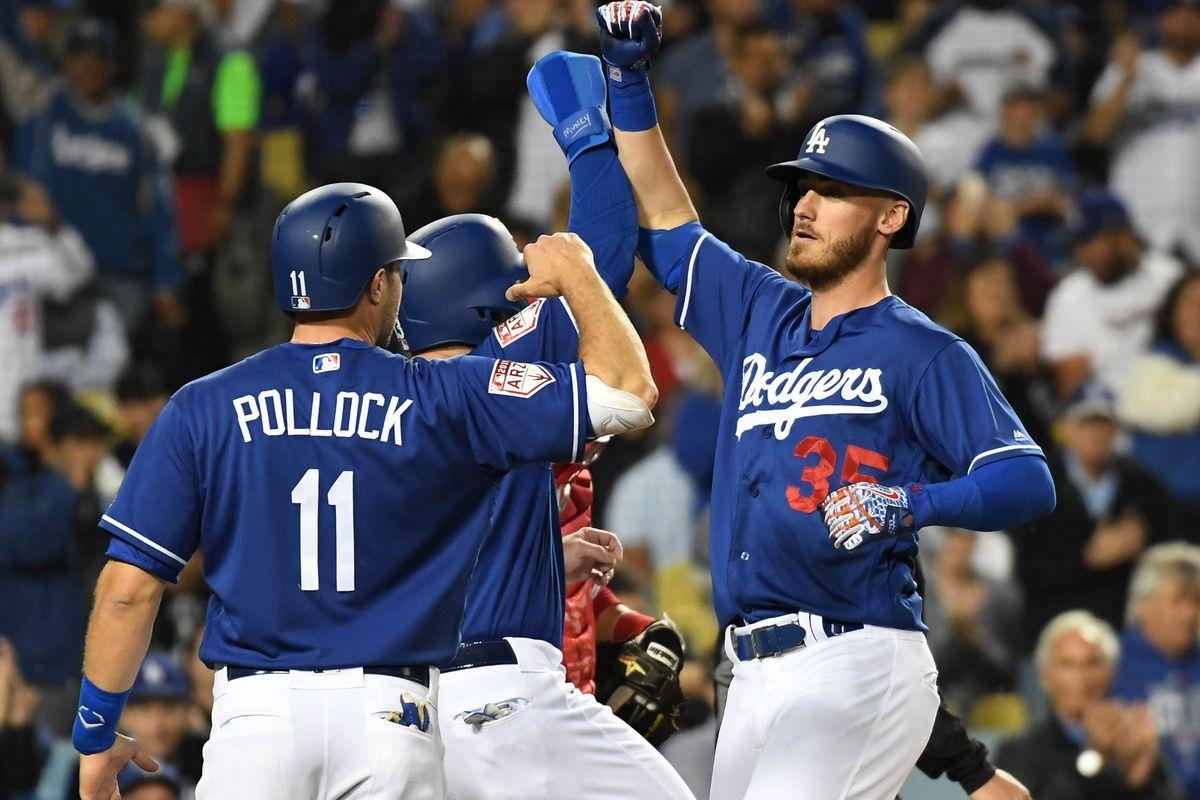 e18d14702b62f0 2019 NL West Preview: Los Angeles Dodgers - True Blue LA