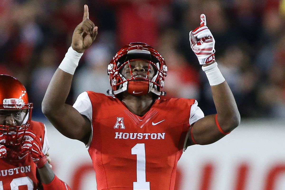 Greg Ward Jr. is on the path to becoming a household name for Houston