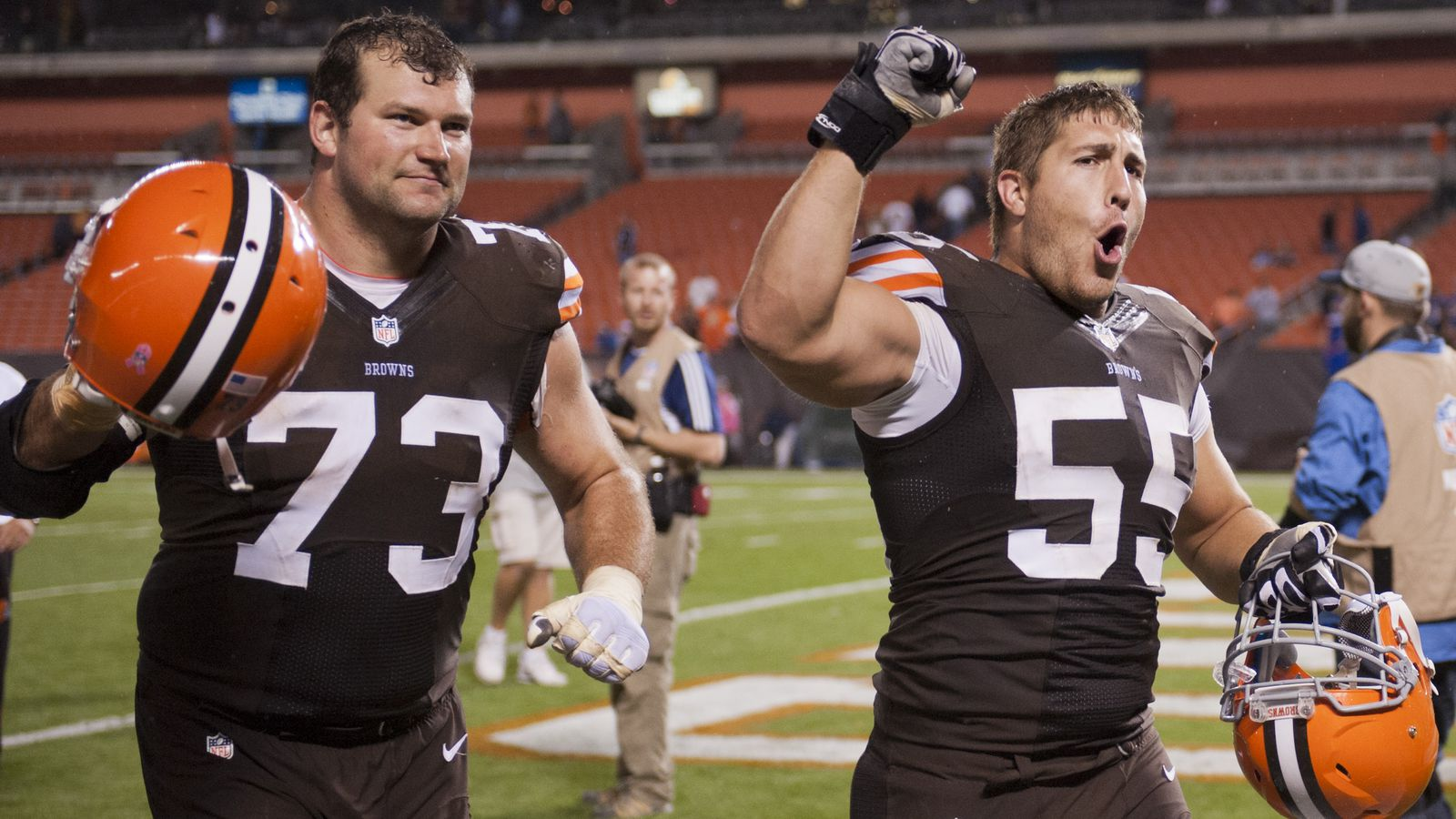 Breakdown of Alex Mack's Contract With the Browns - Dawgs By Nature