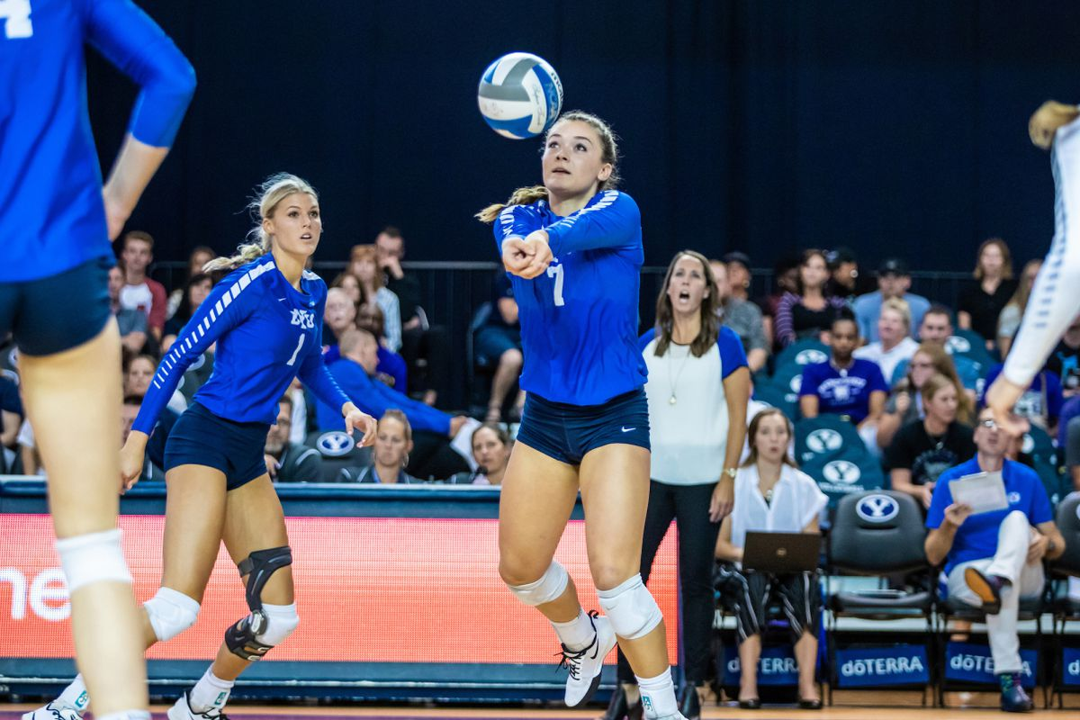 BYU Volleyball Sweeps San Francisco and Santa Clara in home matches