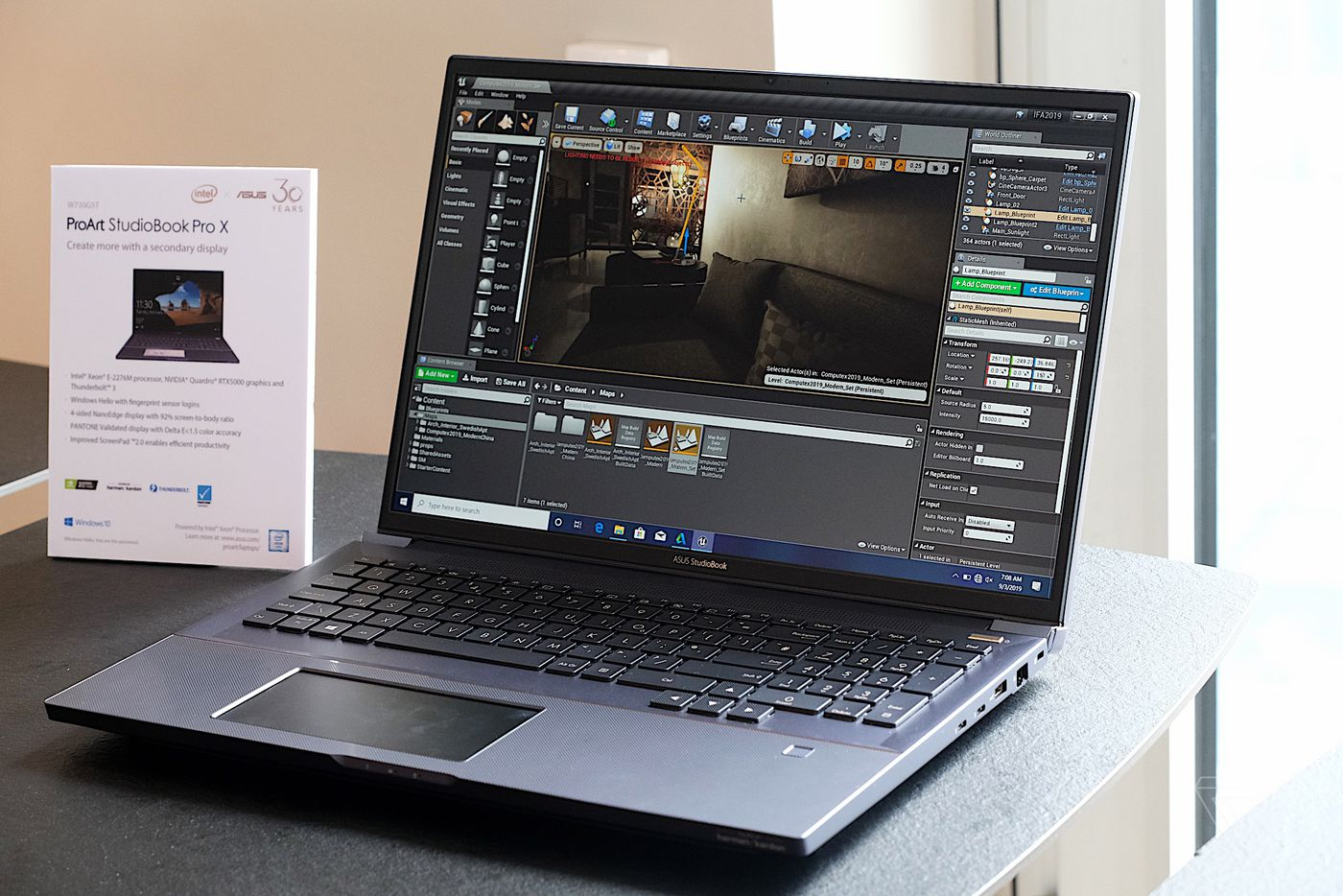 Asus looks to head off 16-inch MacBook Pro with new ProArt