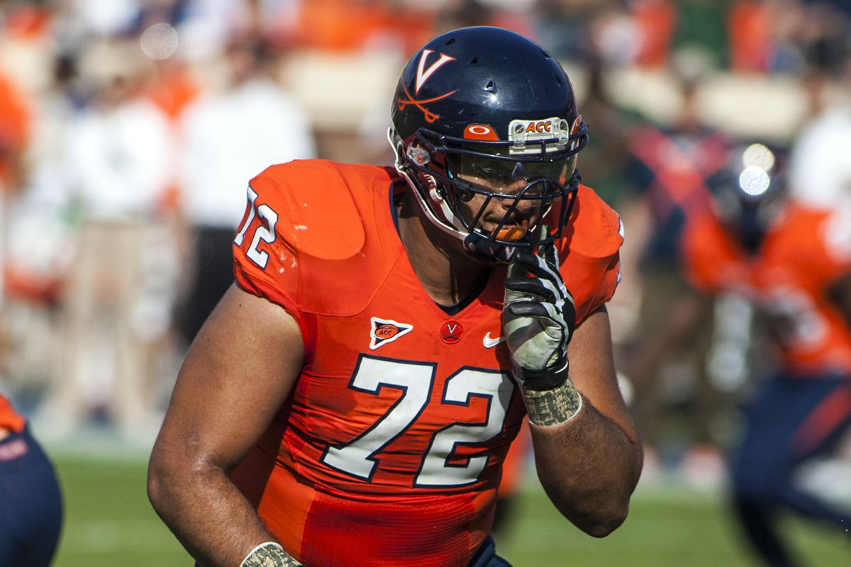 NFL Mock Draft 2013: Virginia OT Oday Aboushi projected for