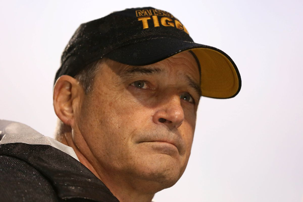 Mizzou leaving was all Gary Pinkel's fault. (That's our story and we're sticking to it.)