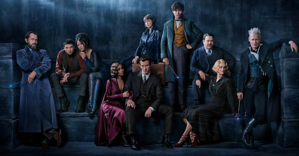 photo image Fantastic Beasts: The Crimes of Grindelwald gets its first trailer