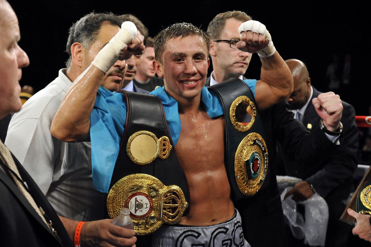 Golovkin vs Geale official for July 26 on HBO at MSG - Bad Left Hook
