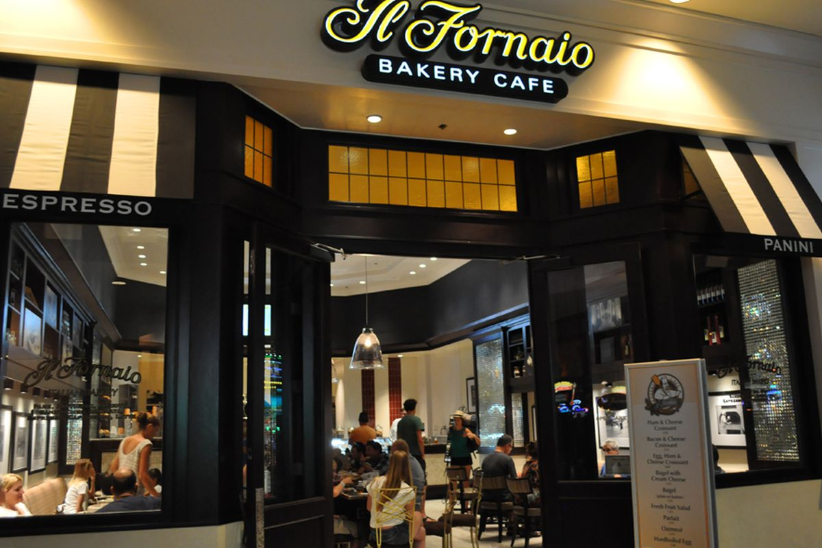 Il Fornaio Bakery Cafe