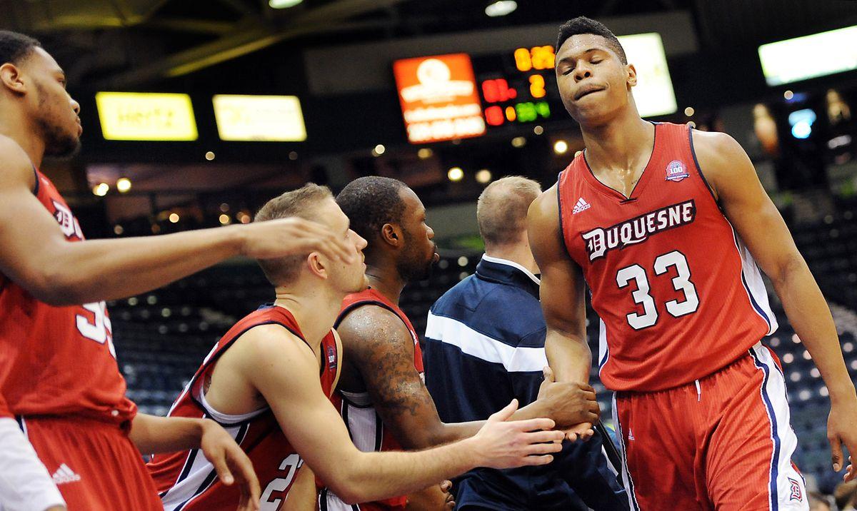 NCAA Basketball: Duquesne at Pepperdine