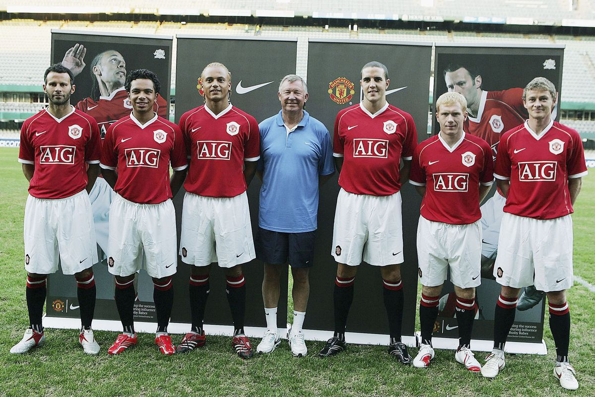 best loved 2a8d5 3cd96 Is this Manchester United's new home kit? - The Busby Babe