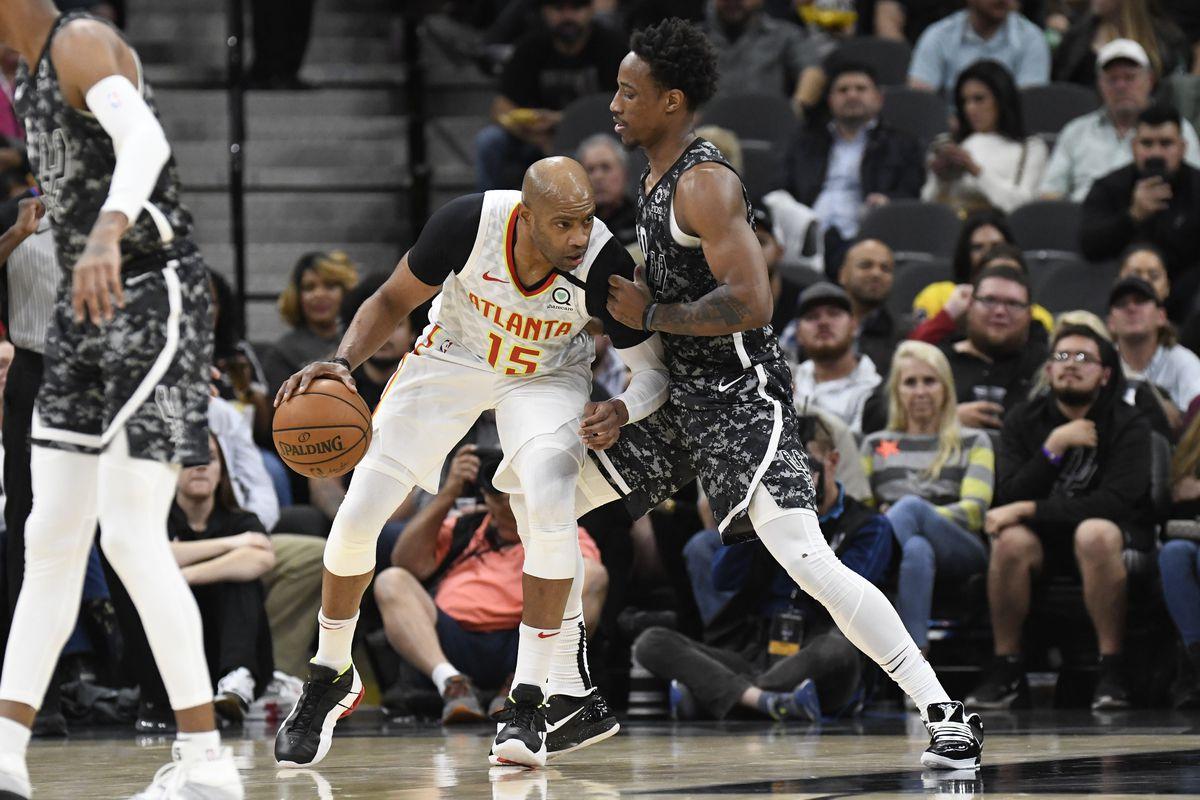 San Antonio vs Atlanta: Final Score: Spurs lose on a late game dagger, 121-120