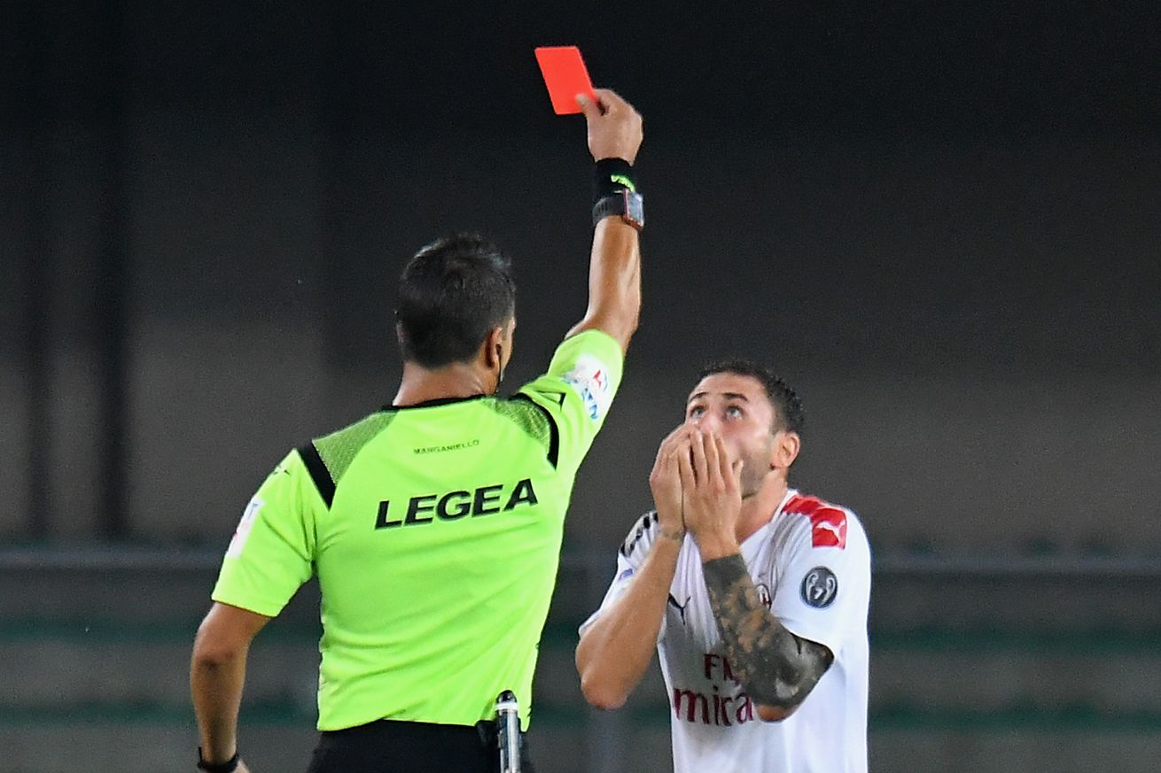 Tactical Review of Milan?s Frustrating 1-0 Win against Hellas Verona