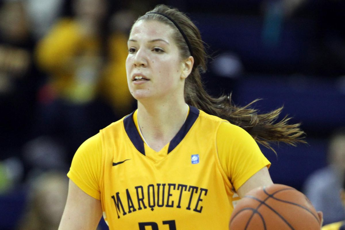 KP played great against Duke, but that wasn't enough to turn the game into a win for Marquette.