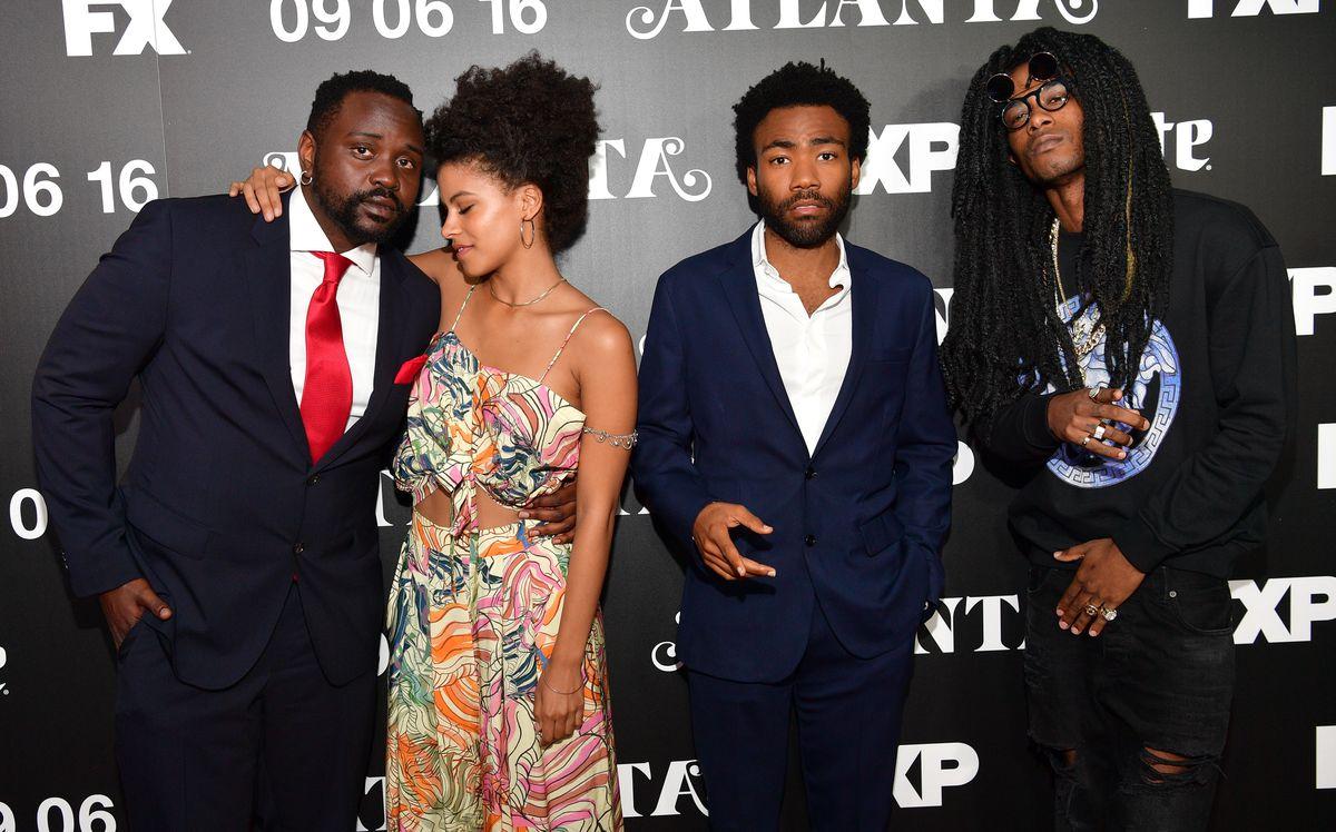 'Atlanta' cast (GettyImages)