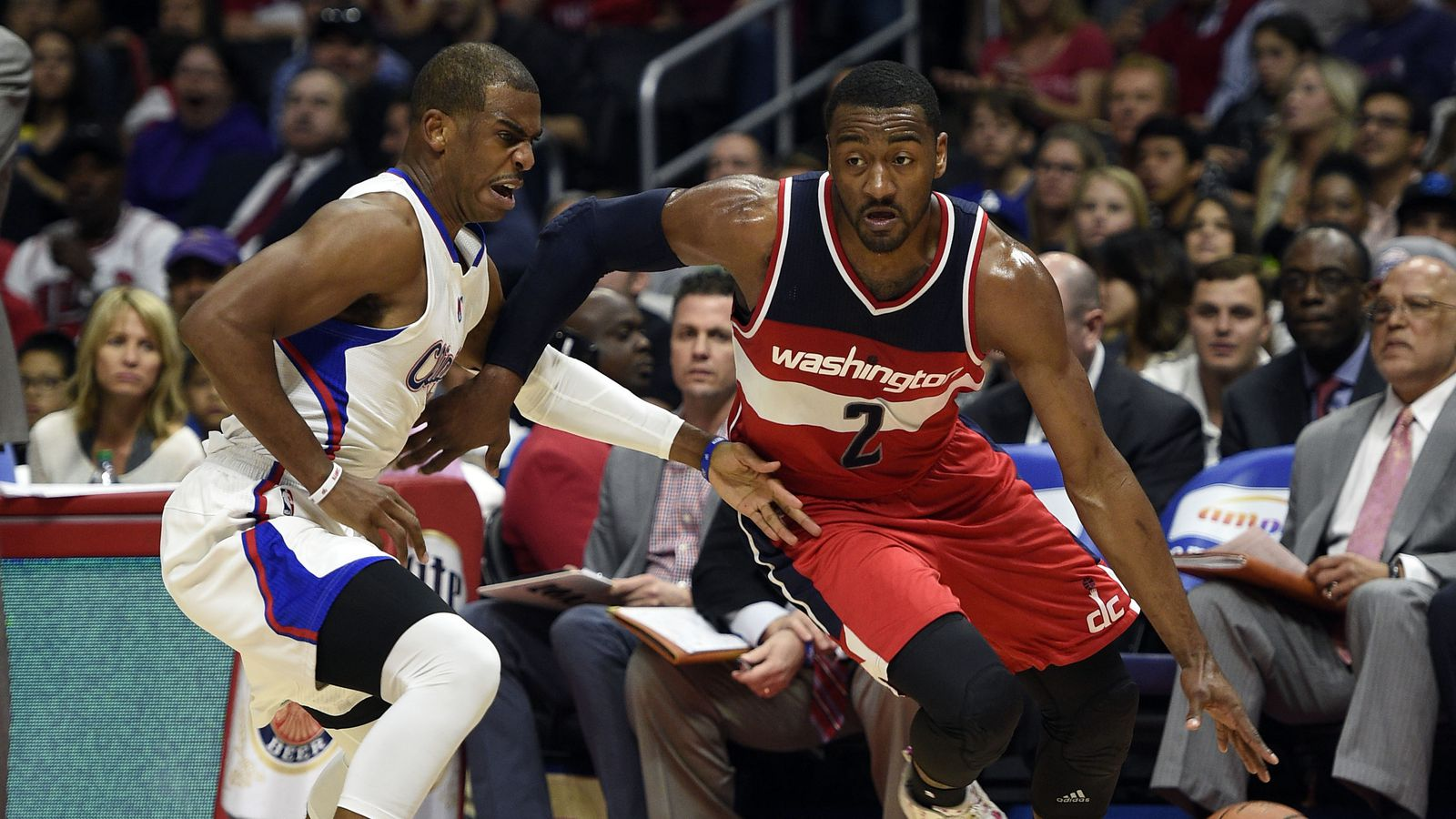 wizards vs clippers - photo #29