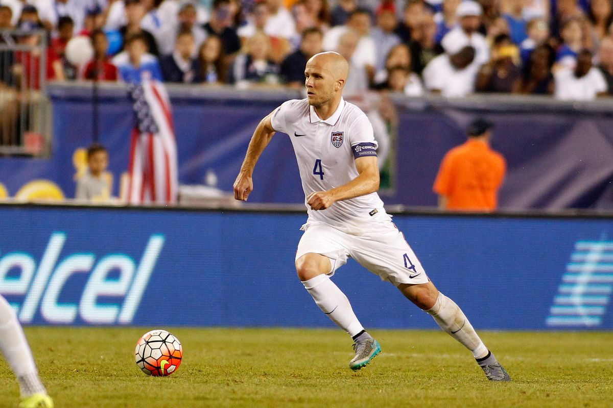 Michael Bradley and the USMNT face Mexico for all the marbles on Saturday.